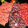 Jilbab segi empat motif tebal hijabalvierna