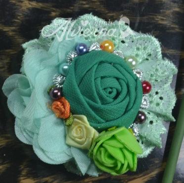 bros cantik lucyta green handmade modrn terbaru murah cantik