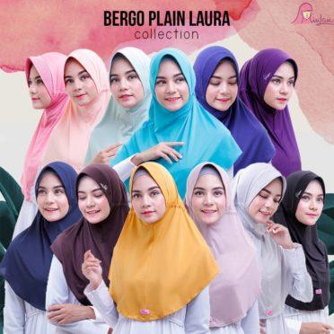 BPL Miulan Bergo Plain Laura Serut Jokowi Murah 0813-2621-2750